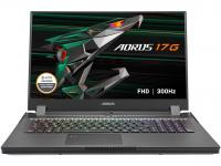 "Ноутбук GIGABYTE AORUS 17G XC-8US6430SH - 17.3"" 300 Hz/Intel Core i7-10870H/NVIDIA GeForce RTX 3070 8 GB/32 GB/ 512 GB PCIe SSD/Windows 10 Home"