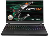 "Ноутбук GIGABYTE AORUS 15G AORUS 15G XC-8US2430SH 15.6"" 240 Hz IPS/Intel Core i7-10870H/NVIDIA GeForce RTX 3070 8 GB/ 32 GB/512 GB PCIe SSD/Windows 10 Home"